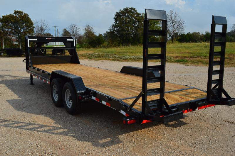 2018 Load Trail GOOSENECK Equipment/Car FLATBED
