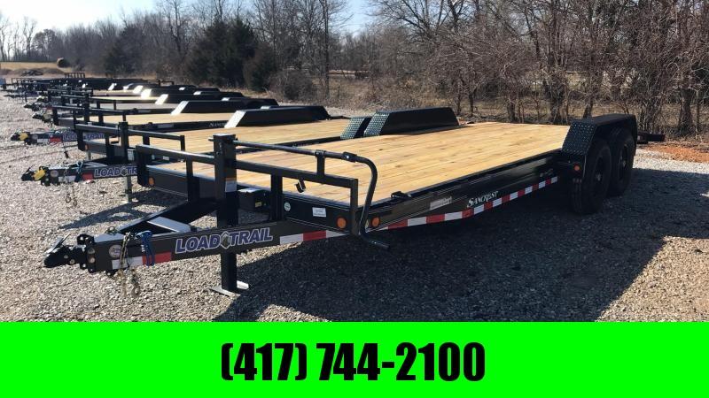 2019 Load Trail 83X22(19+3) CAR HAULER W/3FT DOVETAIL