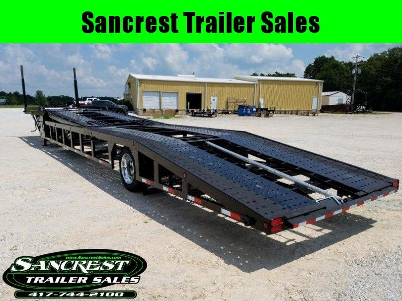 2018 Sun Country Single Axle 5 Car Trailer | Sancrest Trailers ...