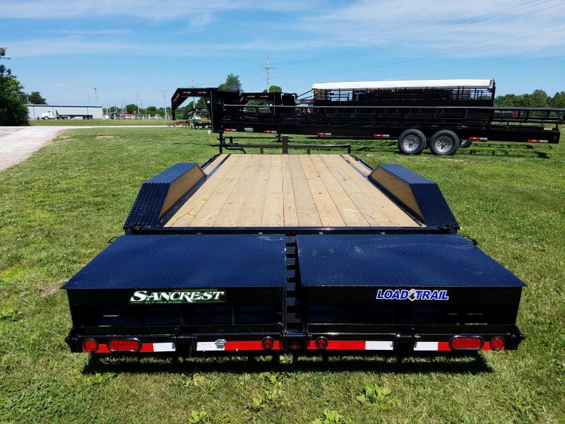 2017 Load Trail  Equipment Trailer