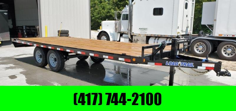 2019 Load Trail 102x20 TANDEM 14K DECKOVER PINTLE TRAILER