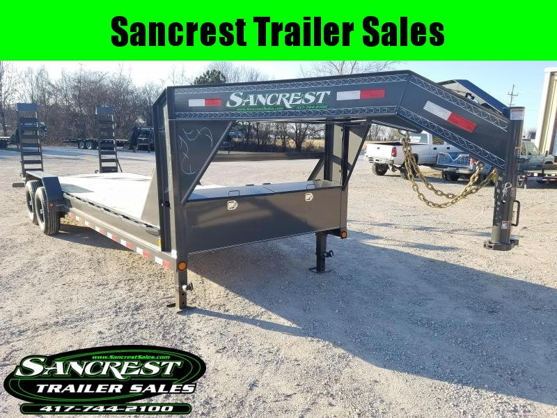 2018 Load Trail  Equipment Trailer/ Carhauler 83 X 24