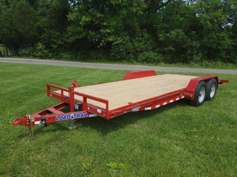 2017 Load Trail car hauler