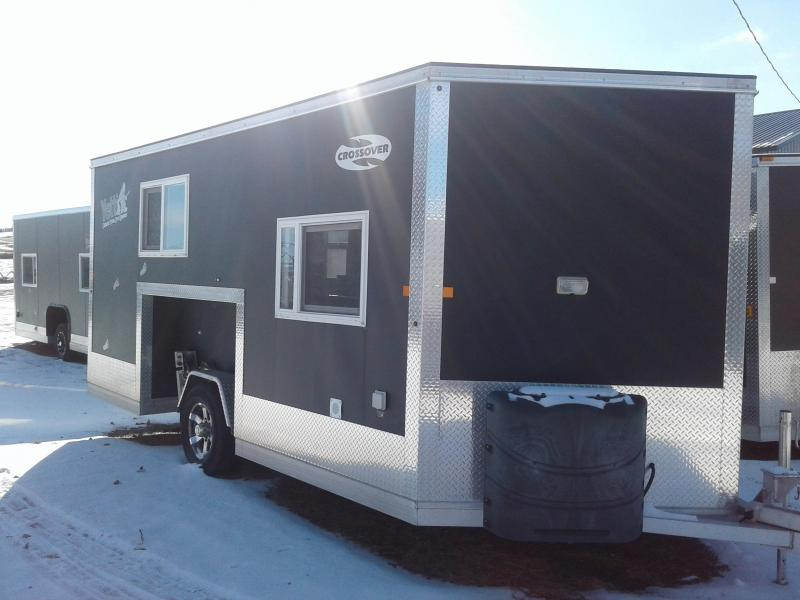 2015 Yetti Fish House Crossover Sport