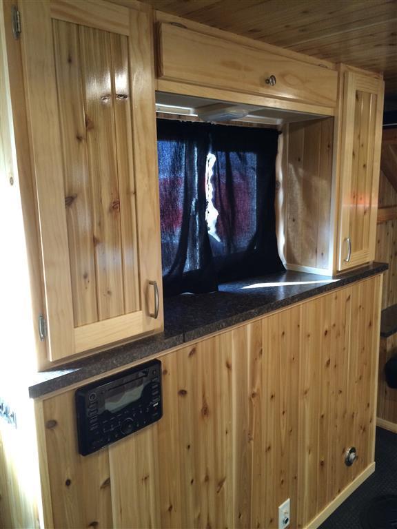 2016 Yetti 8 x 16 Xcursion RV/ Fish House