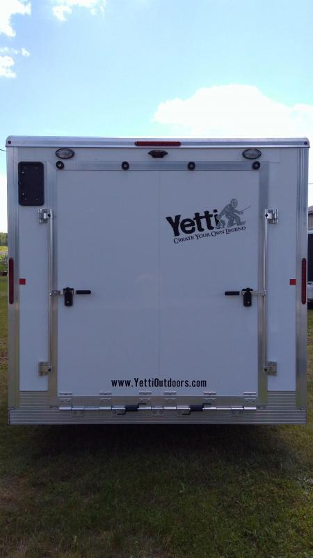 2018 Yetti T817HD-PK Traxx Edition (Hydraulic Tandem Axle)