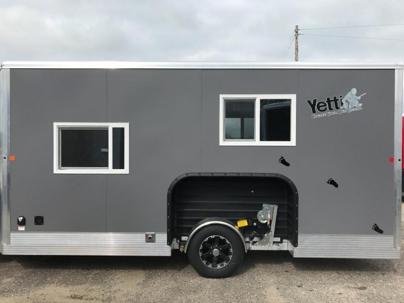 2018 Yetti A816-PRK Angler Edition