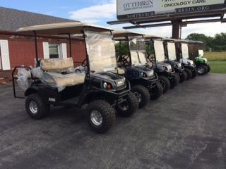 2017 E-Z-Go Golf Carts