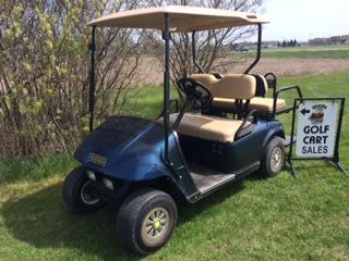 2004 E-Z-Go TXT PDS Golf Cart