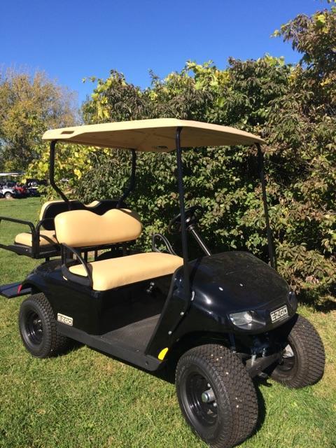 2018 E-Z-GO Valor | Drew's Custom Carts | Port Clinton OH E-Z Golf on electric 4 wheelers, electric push cart, ezgo carts, electric deer cart, luxury carts,