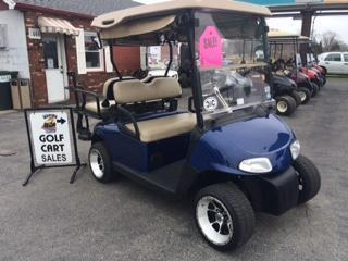 2008 E-Z-Go Freedom RXV Golf Cart