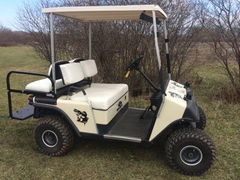 1991 E-Z-Go Electric Golf Cart