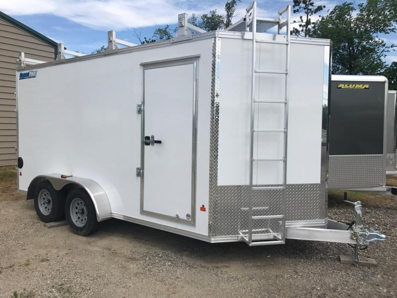 2017 CargoPro Trailers 7X14 CONTRACTORS SPECIAL! Enclosed Cargo Trailer
