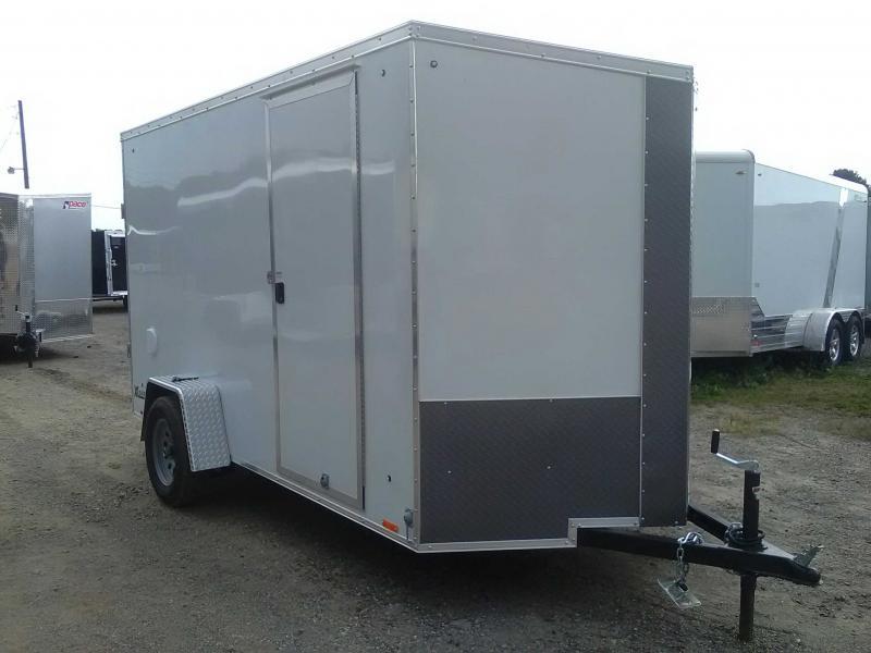 2020 Cargo Express 6x12 XLW SE Enclosed Cargo Trailer