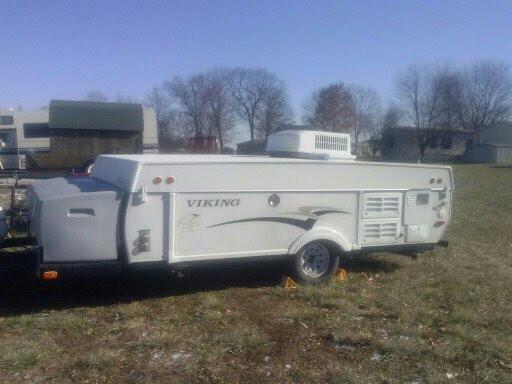 2010 Forest River Inc. Viking 22465SST Popup Camper