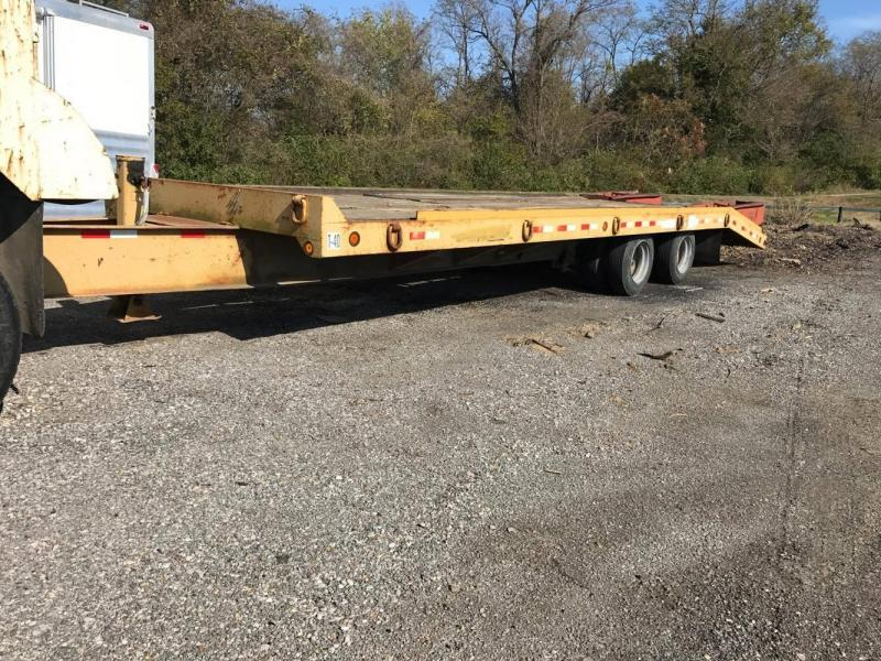 2000 Towmaster Trailers T-40 Utility Trailer