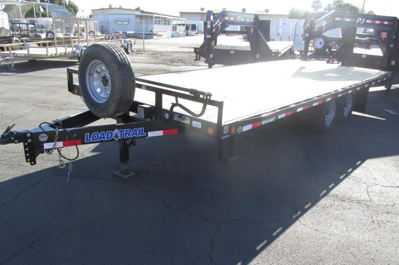 RENTAL TRAILER *NOT FOR SALE* Load Trail 102