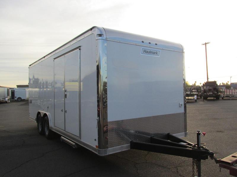 2018 Haulmark 8.5X22 EDGE Enclosed Cargo Trailer