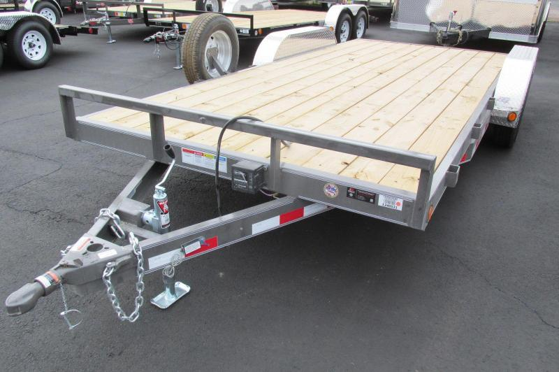 For Rent Only! Just added to our Rental Fleet in Mesa! PJ Trailers 18' x 5
