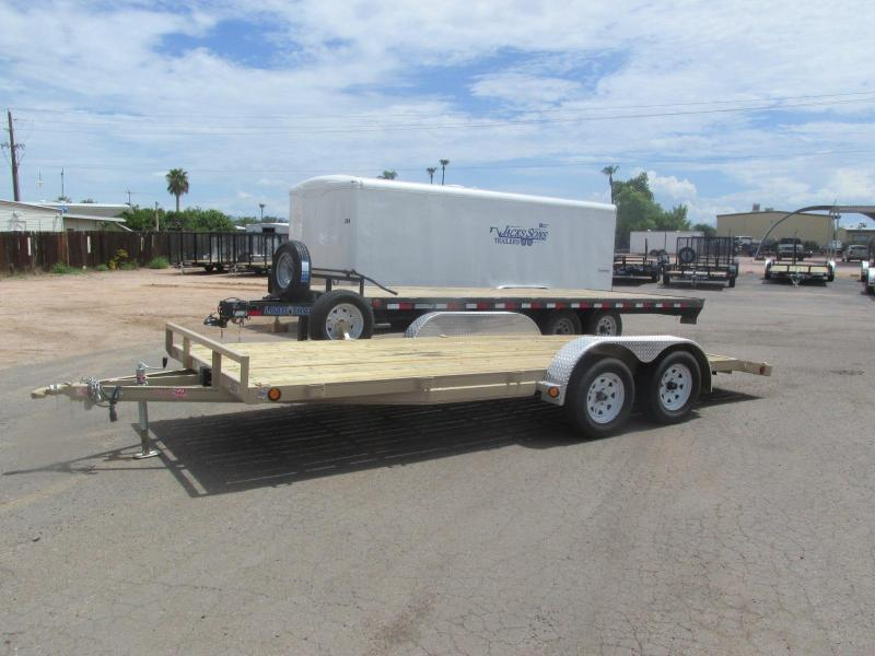 RENT ME!!!! PJ Trailers 18' x 5
