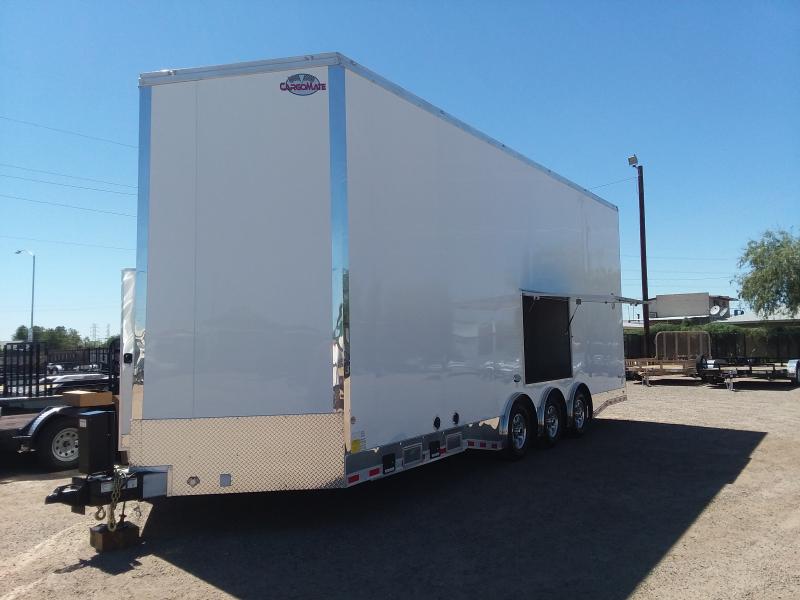 8.5x28 Cargo Mate STACKER Car / Racing Trailer
