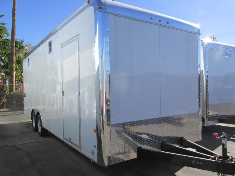 2018 Haulmark 8.5X24 Car / Racing Trailer