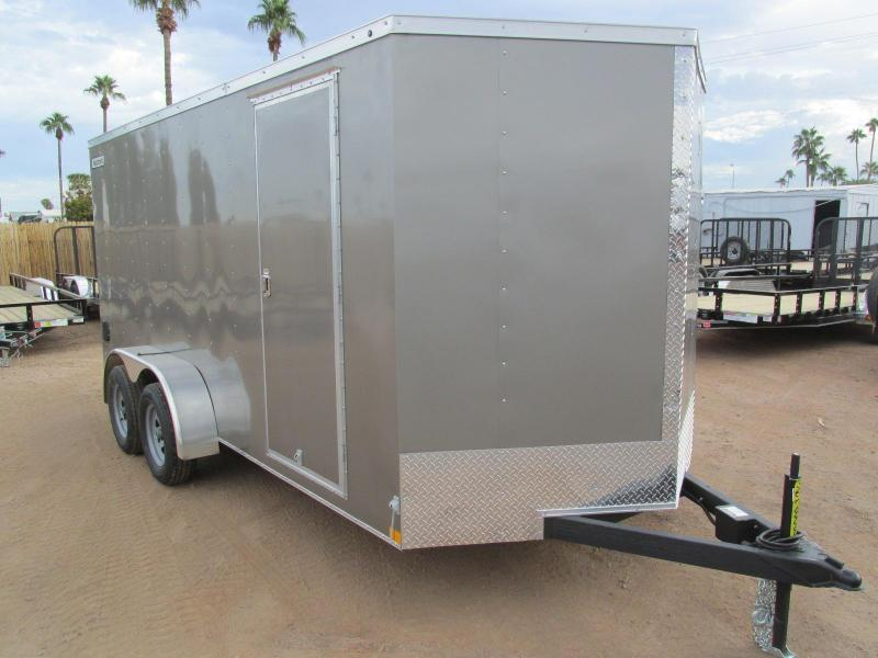 2018 Haulmark HMVG 7x16 Enclosed Cargo Trailer
