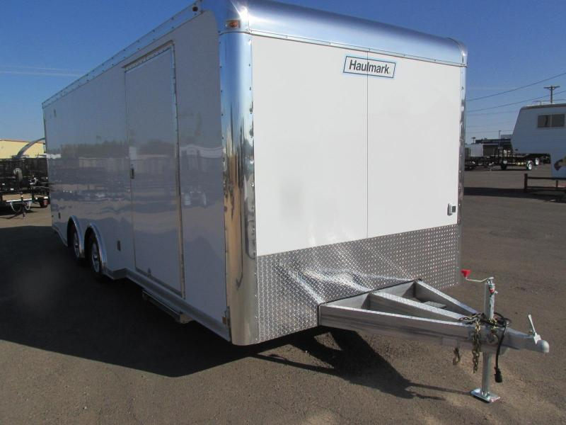 2018 Haulmark 8.5 x 24 Enclosed Cargo Trailer