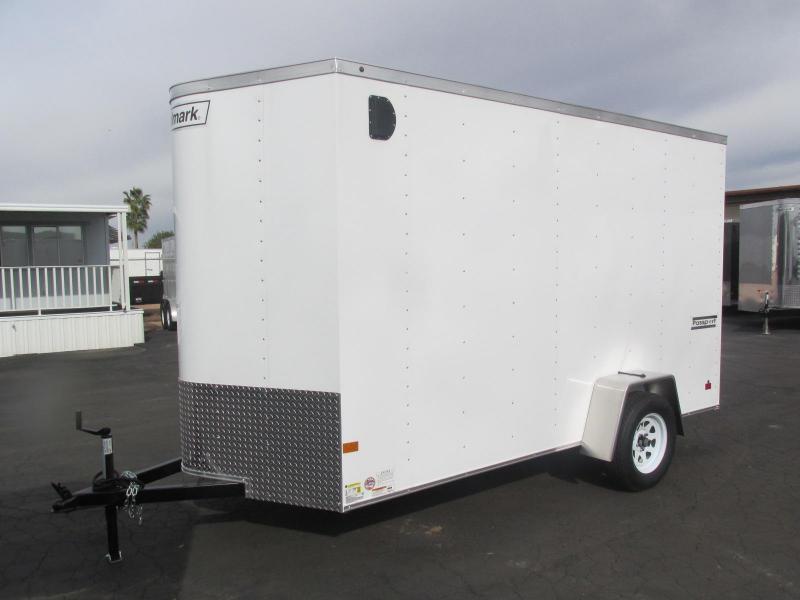 2017 Haulmark 6'X12' Enclosed Cargo Trailer
