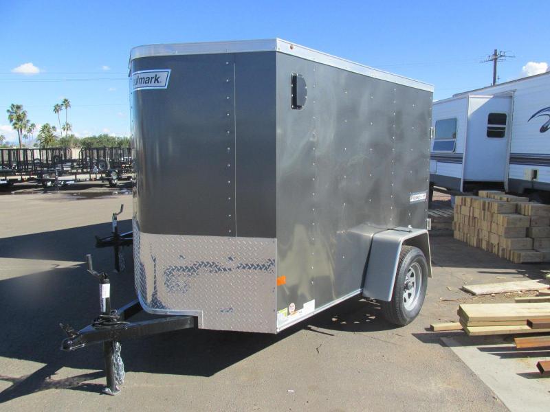 2017 Haulmark 8'x 5' Enclosed Cargo Trailer