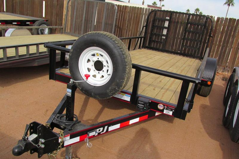 REDUCTION SALE! PJ Trailer 14' Single Axle Carhauler