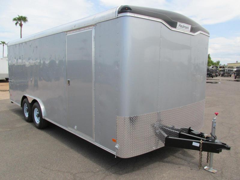 Haulmark Transport 8 5 X 16 Trailer Autos Post