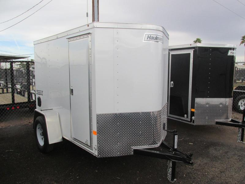 2017 Haulmark 5'x 8' Enclosed Cargo Trailer