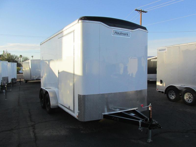 2018 Haulmark tst7x14wt2 Enclosed Cargo Trailer