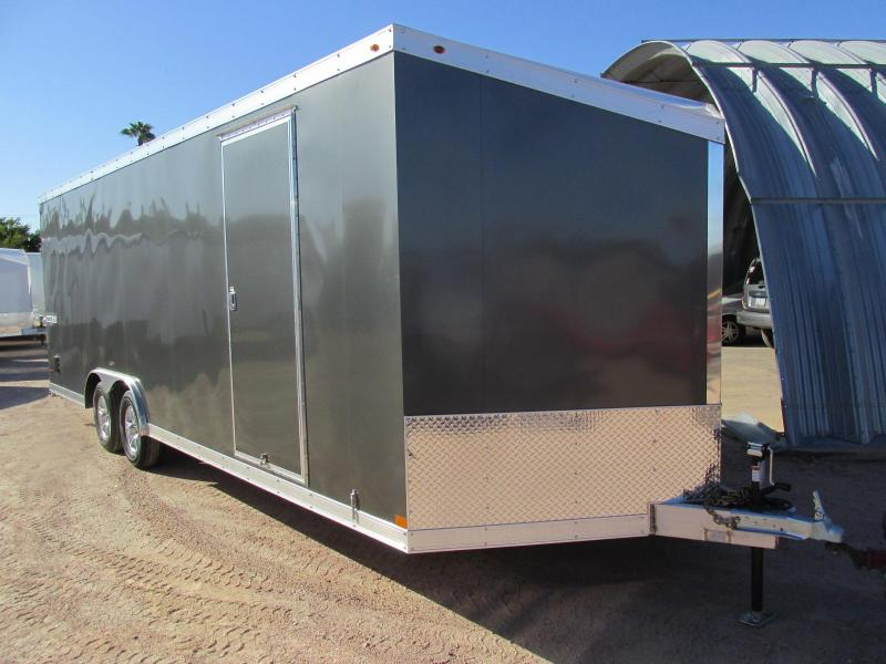 2018 Haulmark 85 x 24 Enclosed Cargo Trailer
