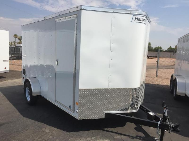 2017 Haulmark 7'X12' Passport Enclosed Cargo Trailer