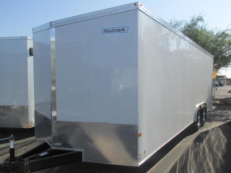 2017 Haulmark Transport Enclosed Cargo Trailer