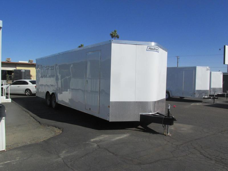 2017 Haulmark 8.5'x28' Transport Enclosed Car / Racing Trailer