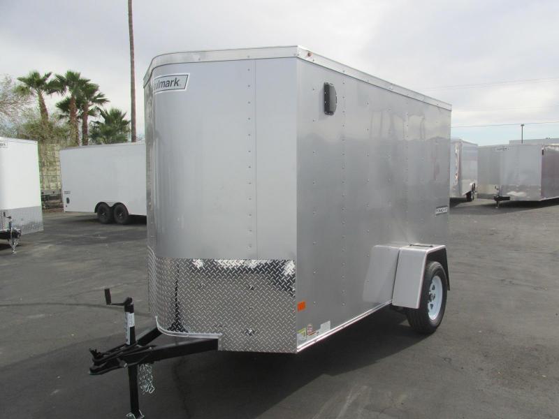 2017 Haulmark 5'x10' Enclosed Cargo Trailer