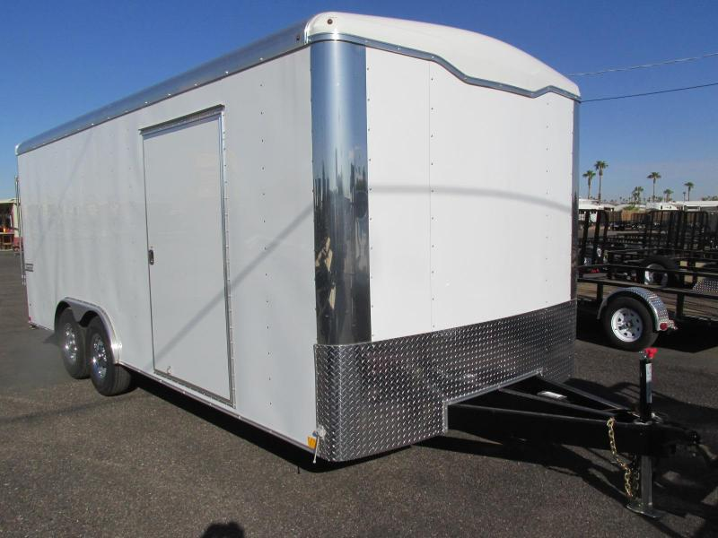 2018 Haulmark 85 x 20 Enclosed Cargo Trailer
