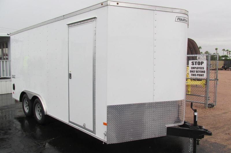 Haulmark PPT85X16WT2 Enclosed Cargo Trailer 3 Year Warranty
