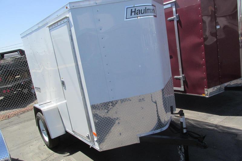 Haulmark Passport 5X8DS2 Enclosed Cargo Trailer FOR SALE
