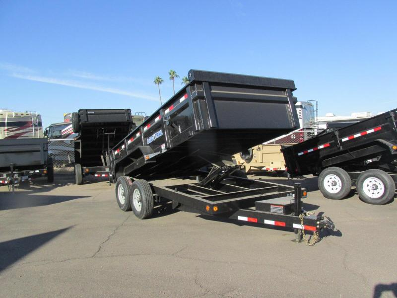 2018 Load Trail DT 83x14 Dump Trailer