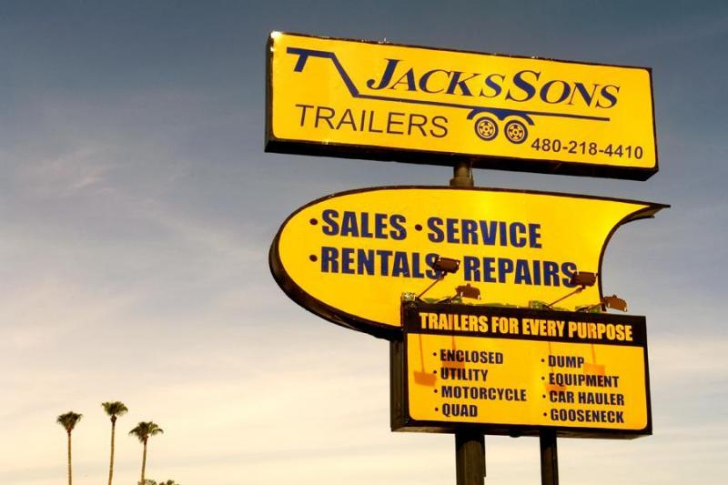 Trailer Repairs and Parts! (Jackssons Trailers)