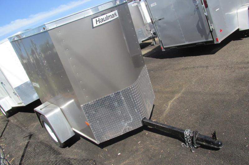 Haulmark 4X6 Enclosed Cargo Trailer Ramp Door