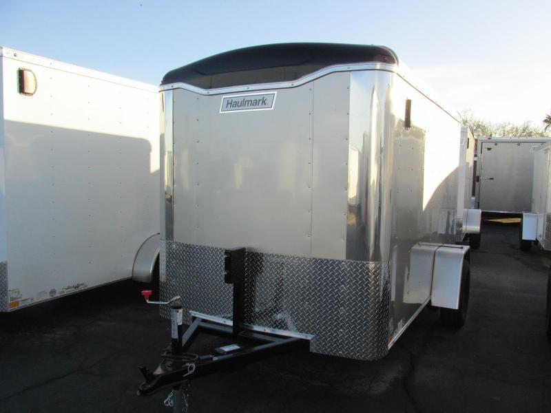 2018 Haulmark 6x10 TRANSPORT Enclosed Cargo Trailer