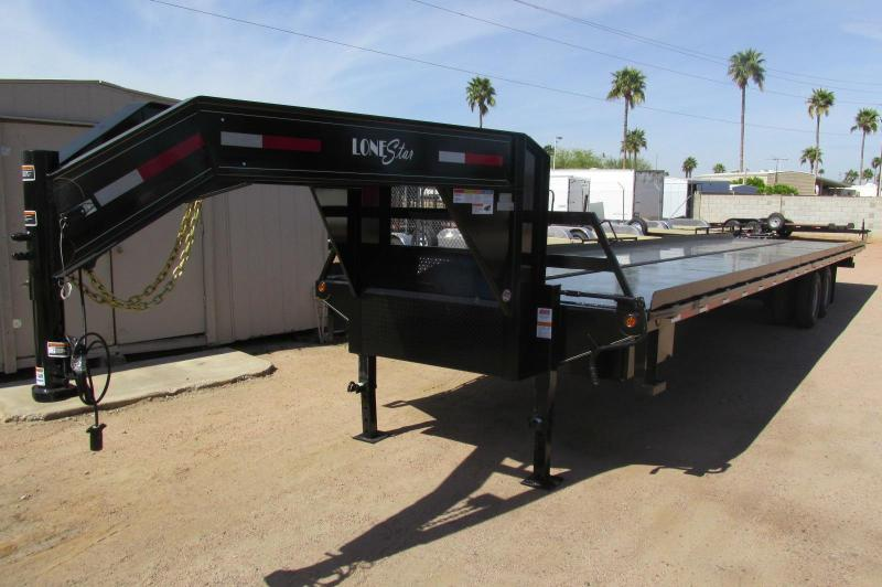 40' Tilt Container Trailer w/Winch 2x10000 Axles