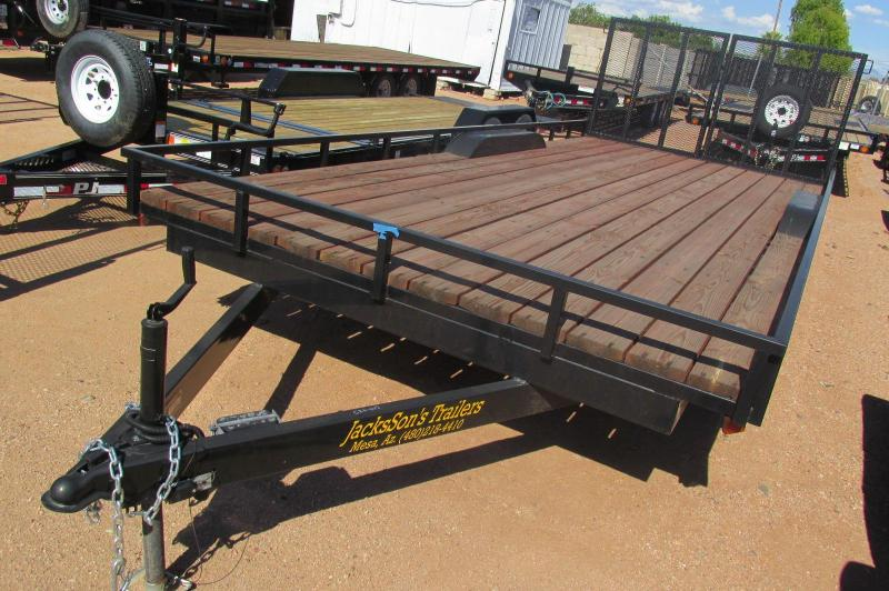 FOR SALE 8.5x20 Toy Hauler Utility Trailer Perfect For Your Toys