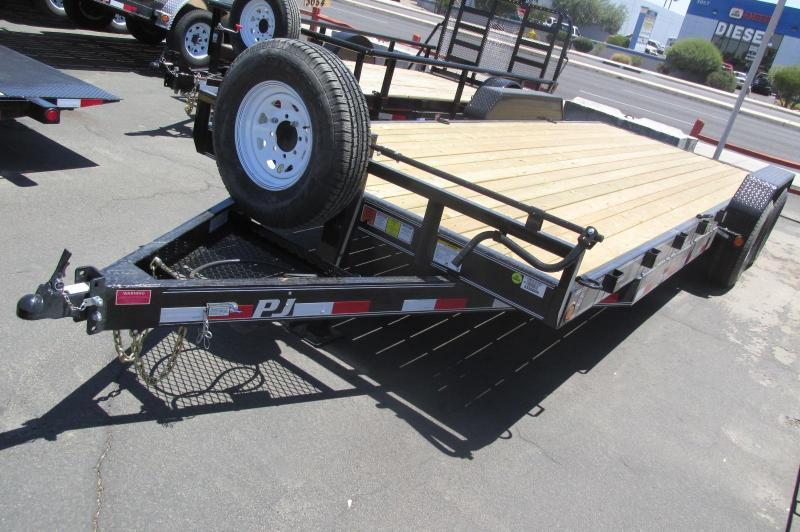 PJ Trailer CC Equipment 83