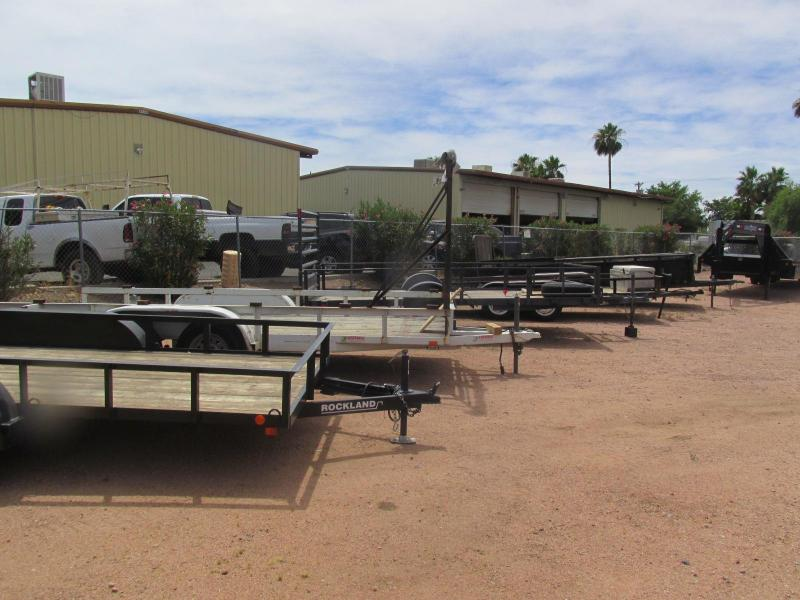 Used Utility Trailers Available!